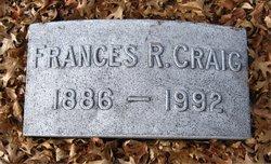 Frances Craig