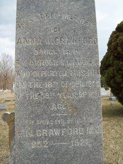Ann Jemima <i>Naudain</i> Crawford