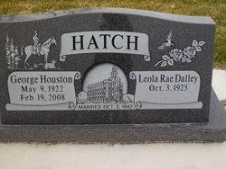 Leola Rae <i>Dalley</i> Hatch