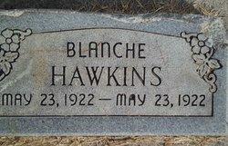 Blanche Hawkins