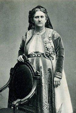 Milena <i>Vukotic</i> Petrovic-Njegos