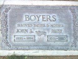John Boyers, Sr