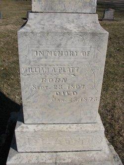 William A. Platt