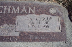 Loa Lilla <i>Briscoe</i> Bachman