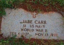 Jabe Carr
