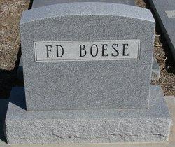 Edwin Norman Boese