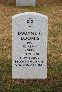 Dwayne Clifford Loomis