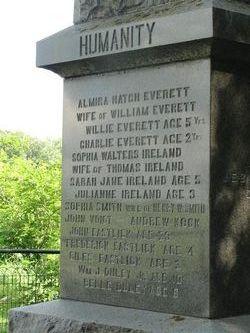 Almira <i>Hatch</i> Everett