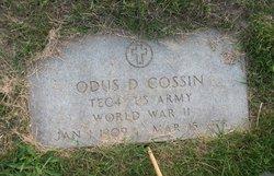 Odus D Cossin