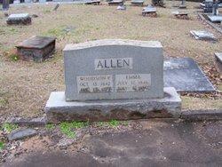 Emma <i>Gaines</i> Allen