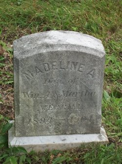 Madeline A Merrill