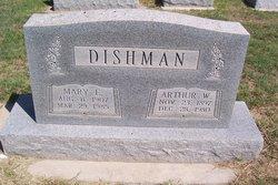 Mary Ellen <i>Fulfer</i> Dishman
