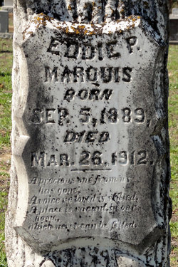 Eddie P. Marquis