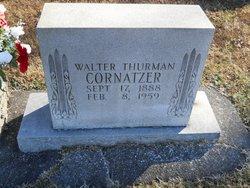 Walter Thurman Cornatzer