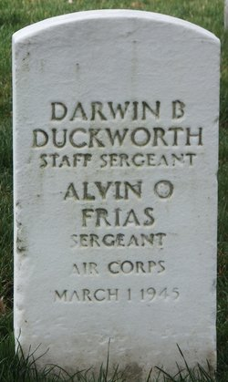 Darwin B Duckworth