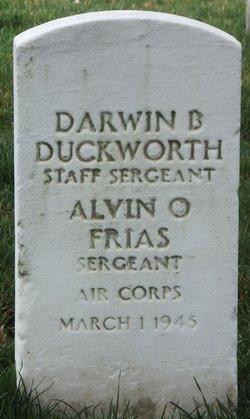 Darwin B Duckworth