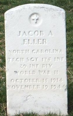 Sgt Jacob A Eller