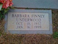 Barbara Delano <i>Finney</i> Underwood