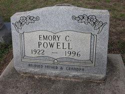 Emory C Powell