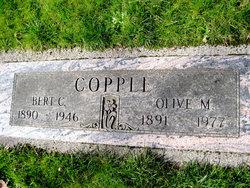 Berthel Claude Bert Copple