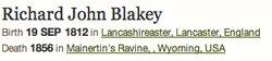 Richard John Blakey