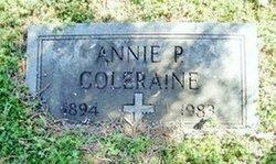 Annie <i>Pigott</i> Coleraine
