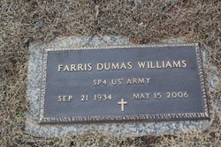 Spec Farris Dumas Williams