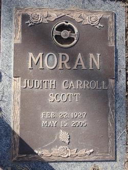 Judith Carroll <i>Scott</i> Moran