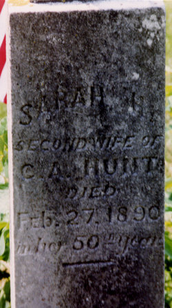 Sarah H Hunt