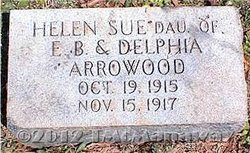 Helen Sue Arrowood