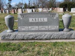Thomas I. Abell