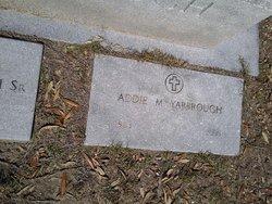 Addie M. <i>Futch</i> Yarbrough
