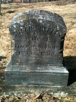 Susan <i>Shepley</i> Hopkins
