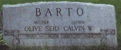 Calvin Walter Barto