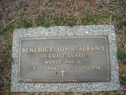 Benedict John Albano