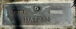 Marie A Habben