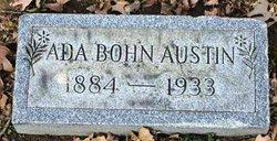Ada E <i>Bohn</i> Austin