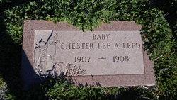 Chester Lee Allred