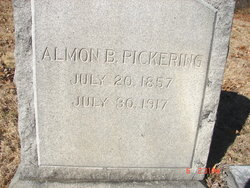 Almon B. Pickering