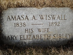 Amasa Augustus Wiswall