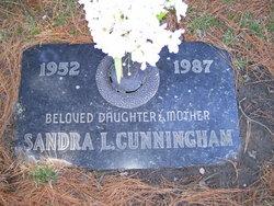 Sandra L <i>McAdamis</i> Cunningham