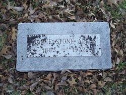 Mamie <i>Stone</i> Allen