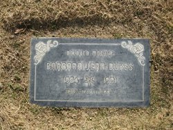 Barbara Jean <i>Sharbrough</i> Dukes