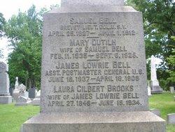Mary <i>Dutilh</i> Bell