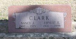 Ernest Edgar Clark