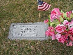 Helen <i>Baker</i> Baker