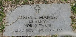 James L Maness