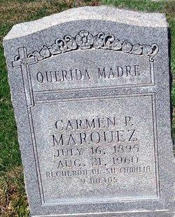 Carmen P Marquez