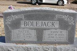 John Henry Bolejack