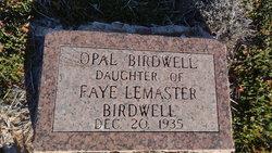 Opal Birdwell